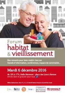 forum habitat et vieillissement