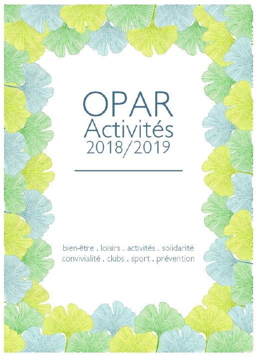 Guide des activités